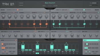 Native Instruments TRK-01 v1.1.0 Update WiN screenshot