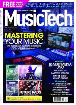 MusicTech – November 2018 screenshot