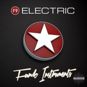 F9 - Electric Funk Instruments (Logic Pro X /EXS24/Channel strips)  screenshot