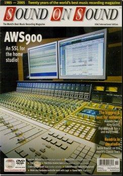 Sound On Sound - November 2005 screenshot