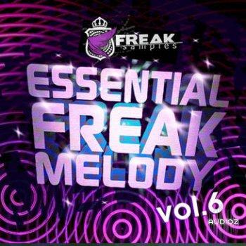Freak Samples Essential Freak Melody Vol.6 MIDI screenshot