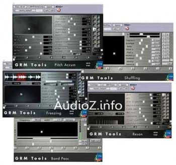 GRM Tools Classic Bundle VST v1.6-H2O screenshot