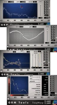 GRM Tools Spectral Transform VST v1.6.52-H2O screenshot