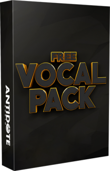 Antidote Audio  Free Vocal Pack Vol. 1 by Takeaway Sound and Malarkey [FREE] screenshot