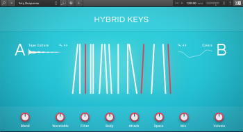 Native Instruments Hybrid Keys 1.1.0 Update Only WiN screenshot