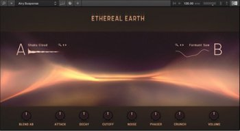 Native Instruments Ethereal Earth 1.1.0 Update Only WiN screenshot