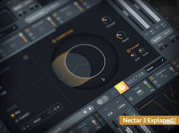 Download Groove3 iZotope Nectar 3 Explained TUTORiAL
