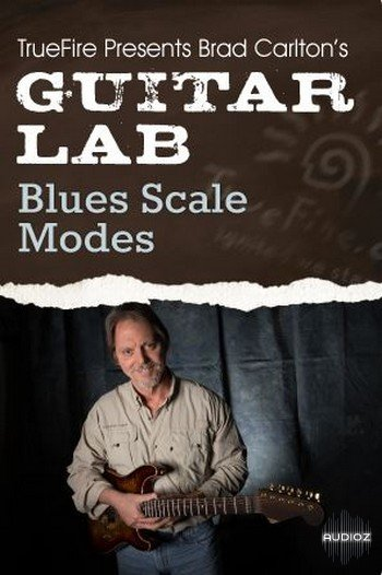 Truefire Guitar Lab - Blues Scale Modes screenshot