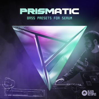 Black Octopus Sound Prismatic WAV XFER RECORDS SERUM-DISCOVER screenshot