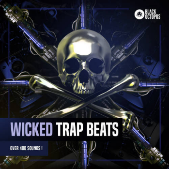 Black Octopus Sound Wicked Trap Beats WAV XFER RECORDS SERUM-DISCOVER screenshot
