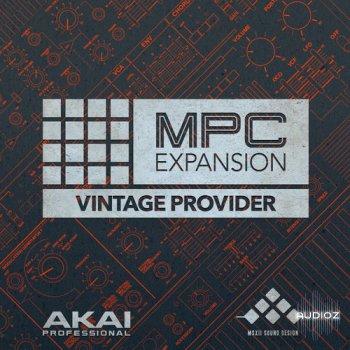 AKAI MPC Software Expansion Vintage Provider v1.0.4 Standalone Export WAV screenshot