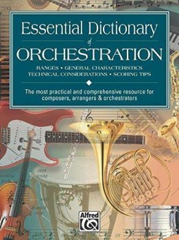 Essential Dictionary of Orchestration The Most Practical and Comprehensive Resource for Composers, Arrangers and Orchestrators EPUB screenshot