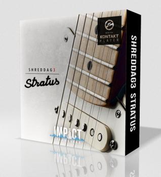 Impact Soundworks Shreddage 3 Stratus Resources UPDATE KONTAKT-SYNTHiC4TE screenshot