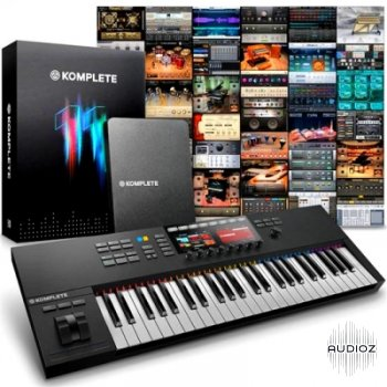 Native Instruments - Komplete Kontrol 2.0.5 R143 WiN MacOSX screenshot