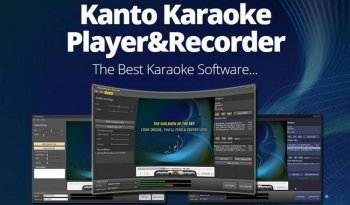 Kanto Karaoke Player and Recorder v11.7.6885.56213 WiN Multilingual screenshot