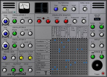 EFM Synthia2 v0.75 X86 VST WiN [FREE] screenshot