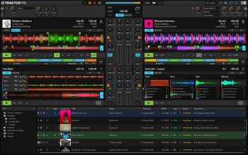 Native Instruments Traktor Pro v3.0.1.14 macOS screenshot