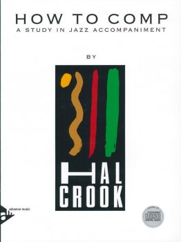 Hal Crook How to Comp: A Study in Jazz Accompaniment PDF screenshot