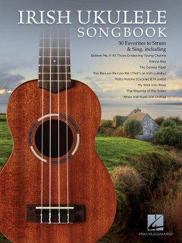 Irish Ukulele Songbook: 30 Favorites to Strum & Sing by Hal Leonard  EPUB screenshot