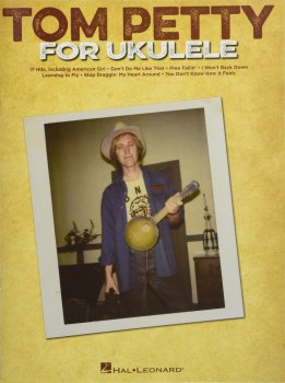 Hal Leonard Tom Petty for Ukulele EPUB screenshot