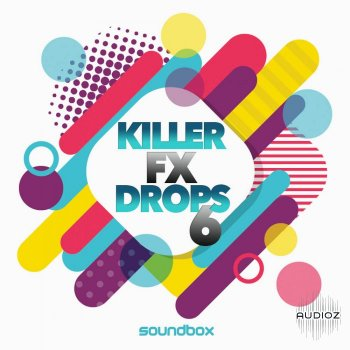 Soundbox Killer FX Drops 6 WAV screenshot