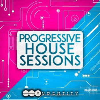 Audentity Records Progressive House Sessions WAV MIDi screenshot