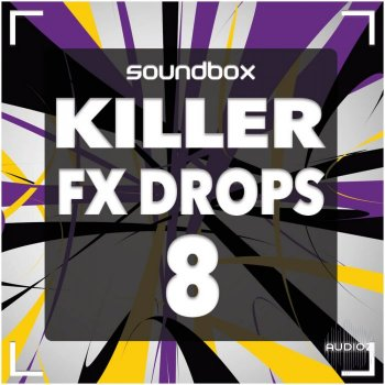 Soundbox Killer FX Drops 8 WAV screenshot