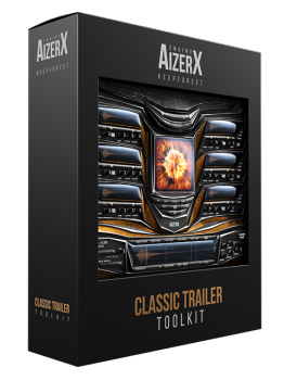 Keepforest AizerX Classic Trailer Toolkit KONTAKT screenshot