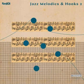 Sample Magic Jazz Melodics and Hooks 2 WAV MiDi ALP screenshot