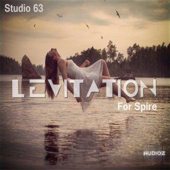 Studio 63 Levitation WAV MiDi SPiRE PRESETS screenshot