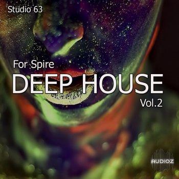 Studio 63 Deep House Vol.2 WAV MiDi SPiRE PRESETS screenshot