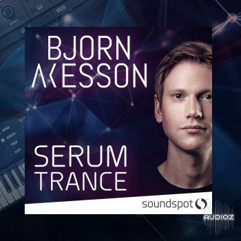 SoundSpot Bjorn Akesson Serum Trance Vol.2 MiDi FXP screenshot