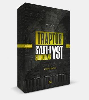 Sonics Empire Traptor WAV MIDI Sylenth1 screenshot