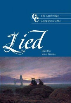 The Cambridge Companion to the Lied By James Parsons EPUB screenshot