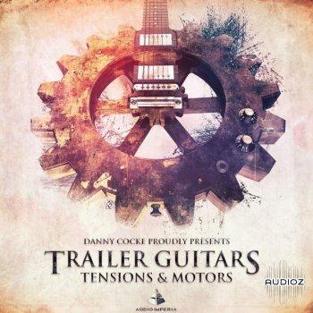 Audio Imperia Trailer Guitars 1: Tensions & Motors v1.2 KONTAKT screenshot