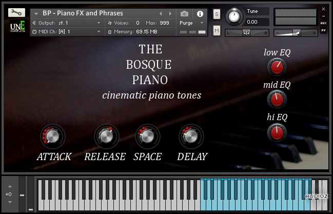 Download Sample Libraries for NI Kontakt - the Best Sampler