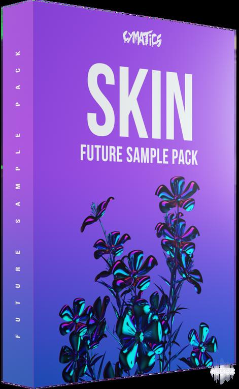 Download Cymatics SKIN - Future Sample Pack WAV Serum