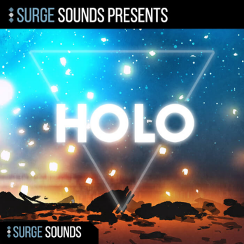 Surge Sounds Holo WAV MiDi XFER RECORDS SERUM AND CTHULHU-DISCOVER screenshot