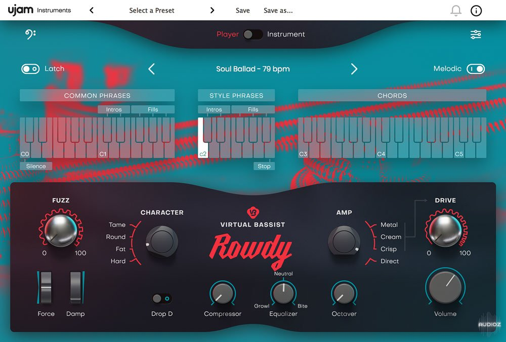 Download UJAM Virtual Bassist ROWDY v1 0 0 Incl Patched and Keygen