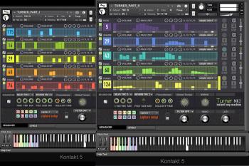 Sturmsounds-Electro Turner MK 2 KONTAKT screenshot