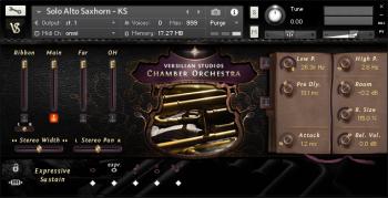 Versilian Studios Chamber Orchestra v2.6 Pro Edition KONTAKT-SYNTHiC4TE screenshot