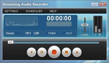 AbyssMedia Streaming Audio Recorder v2.5.0.0 screenshot