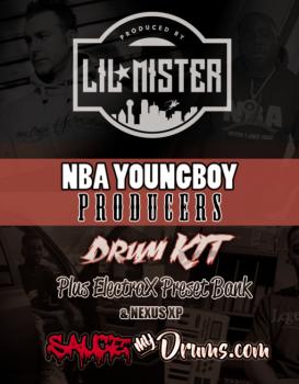 Lil Mister NBA Youngboy Producers Kit + Electra & Nexus XP screenshot