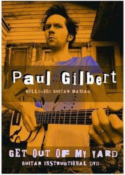 Licklibrary PAUL GILBERT: Get Out Of My Yard: Guitar Instructional DVD screenshot