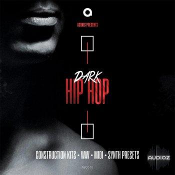 Asonic Dark Hip Hop WAV MIDI Serum Nexus screenshot