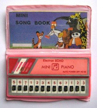 Decent Samples Electron ECHO Mini Piano SFZ ABLETON PACK KONTAKT [FREE] screenshot