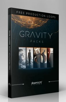 Heavyocity Production Loops 2018 GRAVITY Packs WAV [FREE] screenshot