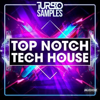 Turbo Samples Top Notch Tech House WAV MiDi screenshot