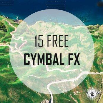 Ghosthack - 15 Free Cymbal FX WAV [FREE] screenshot