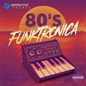 Inspiration Sounds 80's Funktronica WAV ACID REX screenshot